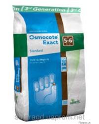 Осмокот(Osmocote Exact Standart 5-6M) Удобрения Еверрис SmaragdNV - інтернет магазин розсадника декоративних рослин Упаковка: 25 кг.